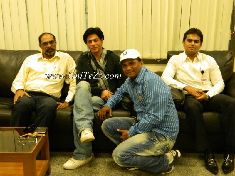 Shah Rukh Khan & friends