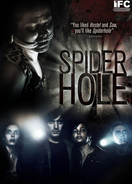 Паучья нора / Spiderhole (2010) BDRip 1080p + HDRip