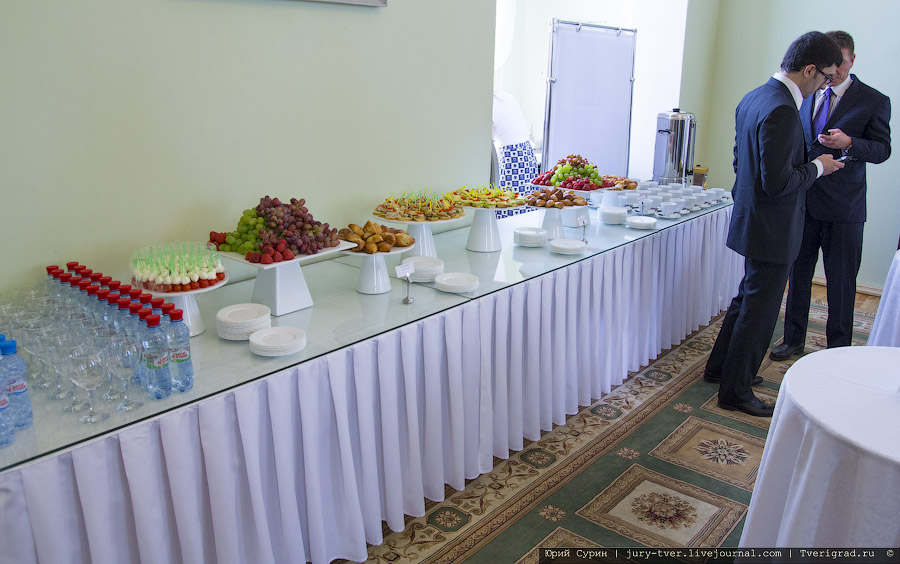 Финско Российский бизнес форум в Твери