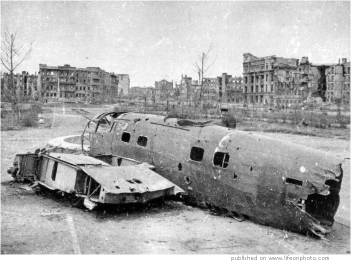 Великая Отечественная Война. История в фотографиях