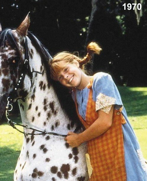 Как взрослела Пеппи Длинныйчулок