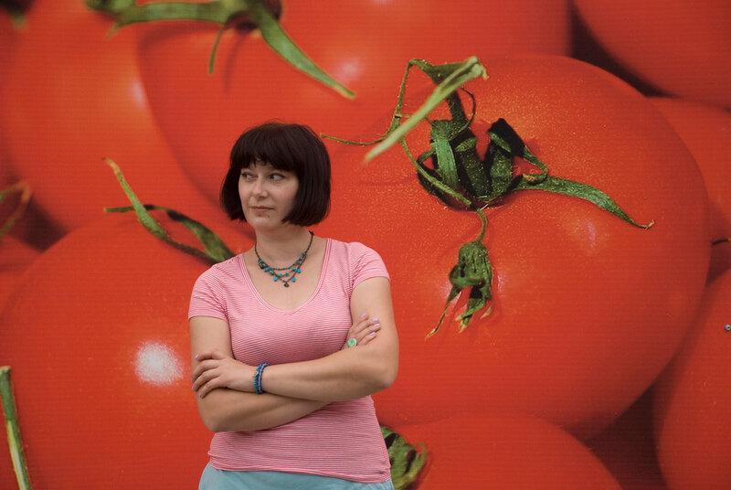 Я ей впер по самые помидоры, трахнул с русскую таню онлайн
