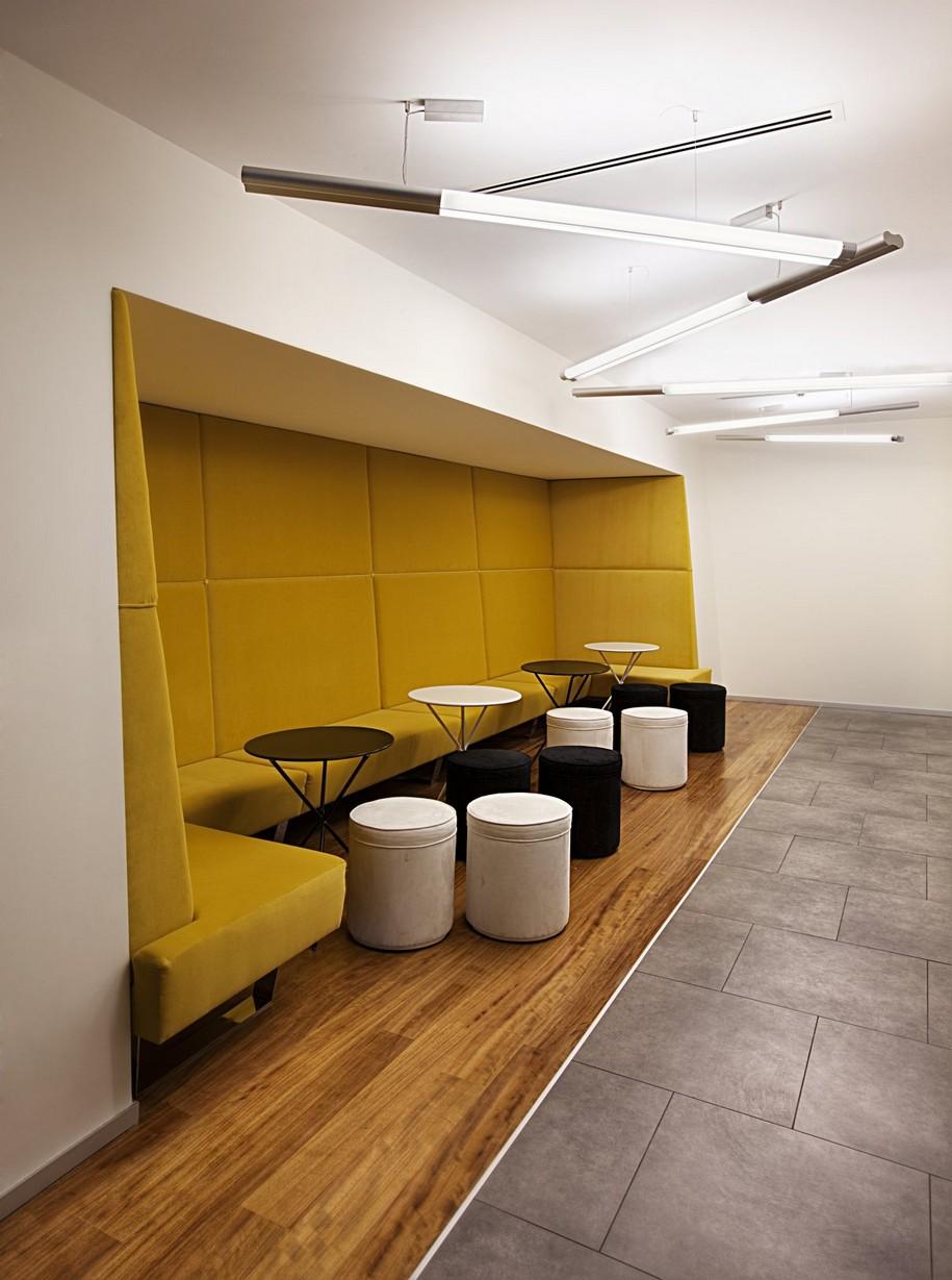 Штаб-квартира компании Turkcell в Стамбуле от mimaristudio