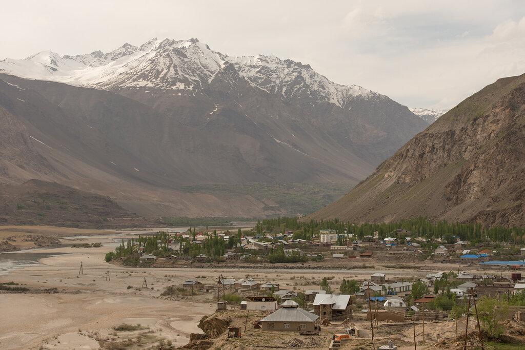 сложную фото город пяндж таджикистан самая