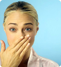 Неприятный запах пота