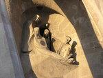 Деталь Sagrada Familia
