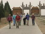 Китай, Врата и дорога