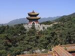 Китай, гробницы династии Цин