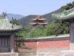 Китай, усыпальницы у холмов