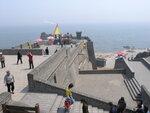 Китай, Стена - Голова старого дракона