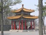Китай, Стена, беседка