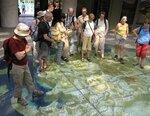 Китай, в музее Великой Стены