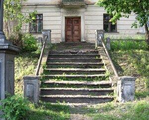 Старая лестница в Угличе