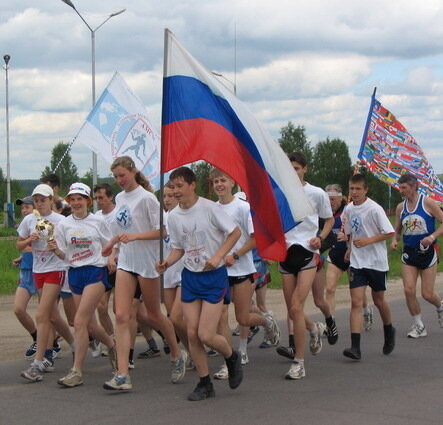 "марафон ""Дети против наркотиков"""