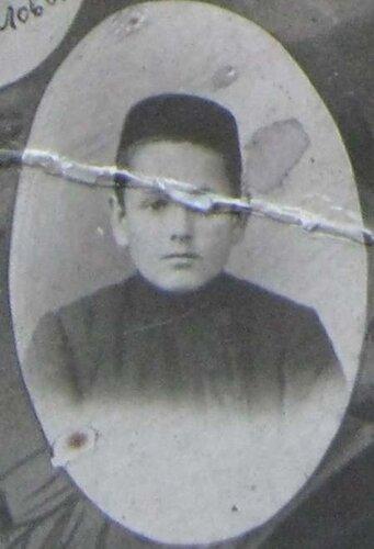 Неизвестный татарский мальчик