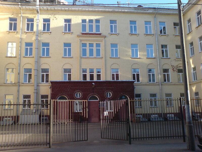 Роддом дом при ГКБ 70 (Спасо-Перовский госпиталь Мира и Милосердия) .