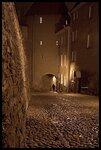Когда в старом Таллинне зажигаются огни