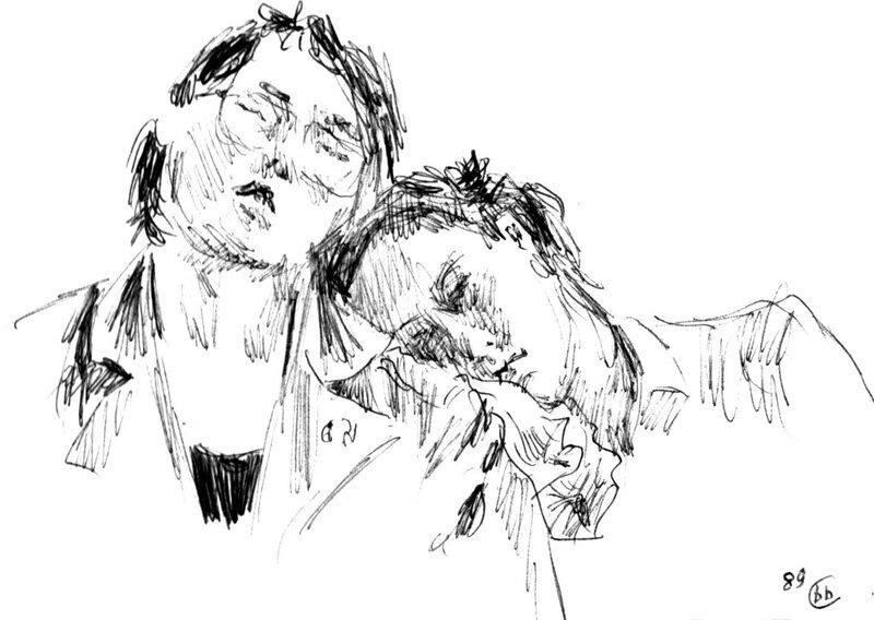 Спящие в транспорте