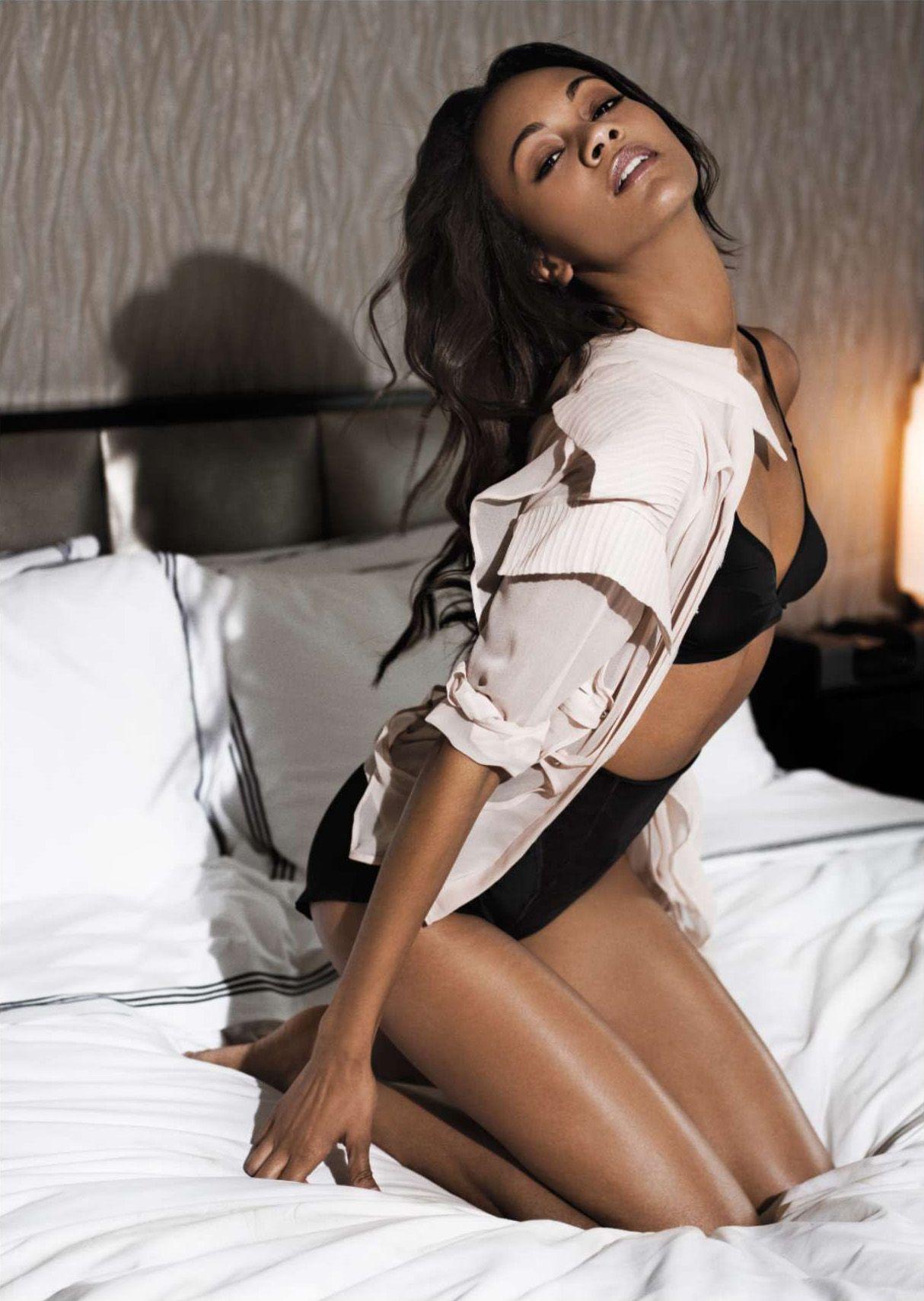 Maxim Hot 100 2010 - 3 Zoe Saldana