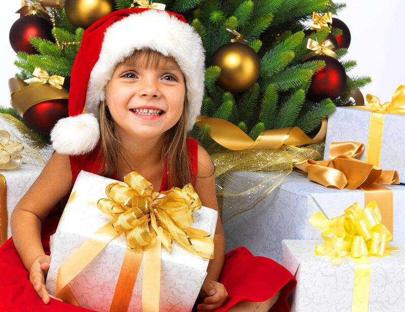 Новый год - время делать подарки