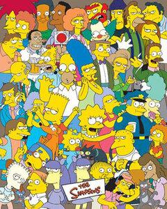 мультсериал Симпсоны - обложка