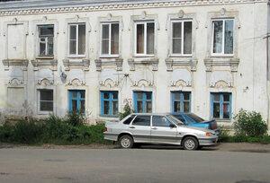 Самое старое здание г. Боровичи 1780 год.