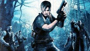 Новые скриншоты Resident Evil 4 HD Project - комната 305. 0_12338c_91db75b5_M