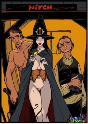 Журнал Журнал Ведьма 4