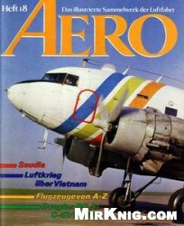 Aero: Das Illustrierte Sammelwerk der Luftfahrt №18