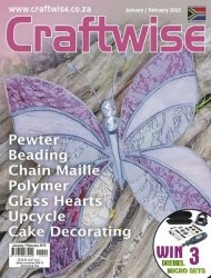Craftwise Magazine – January-February 2015