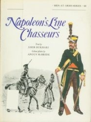 Men-at-Arms 68: Napoleons Line Chasseurs