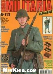 Armes Militaria Magazine 112