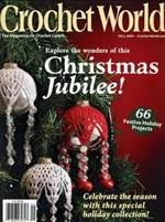 Журнал Crochet World № 12 2009
