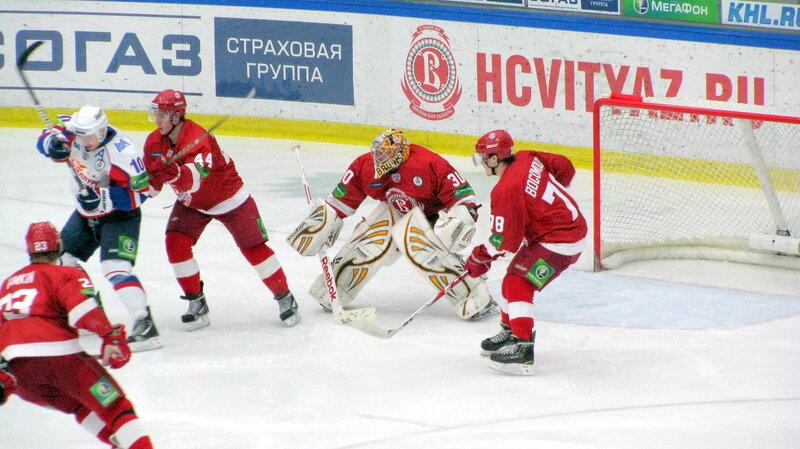 Витязь-Металлург Мг (Фото).
