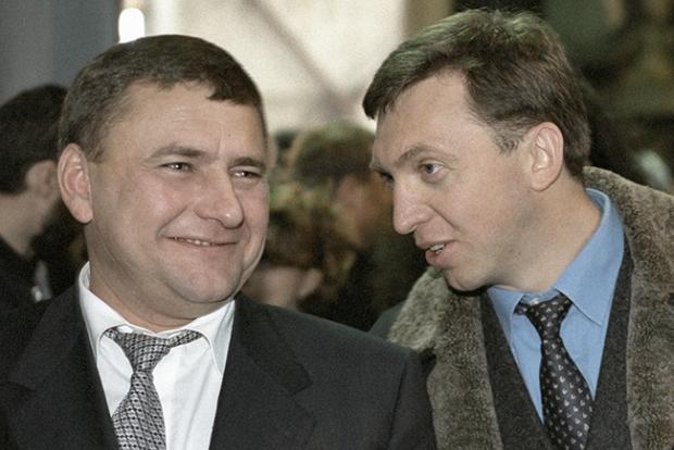Президент UC Rusal, председатель наблюдательного совета «Базового элемента» Олег Дерипаска