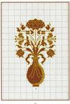 Узоры для Вышивки Крестом и (или) для Филейного Вязания.
