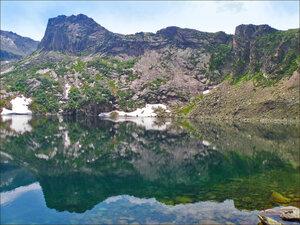 Ергаки. Озеро Северное