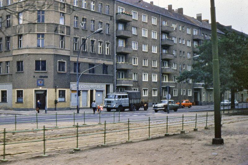 Восточный-Берлин 1980 год