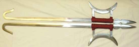 10 самых необычных древних видов оружия