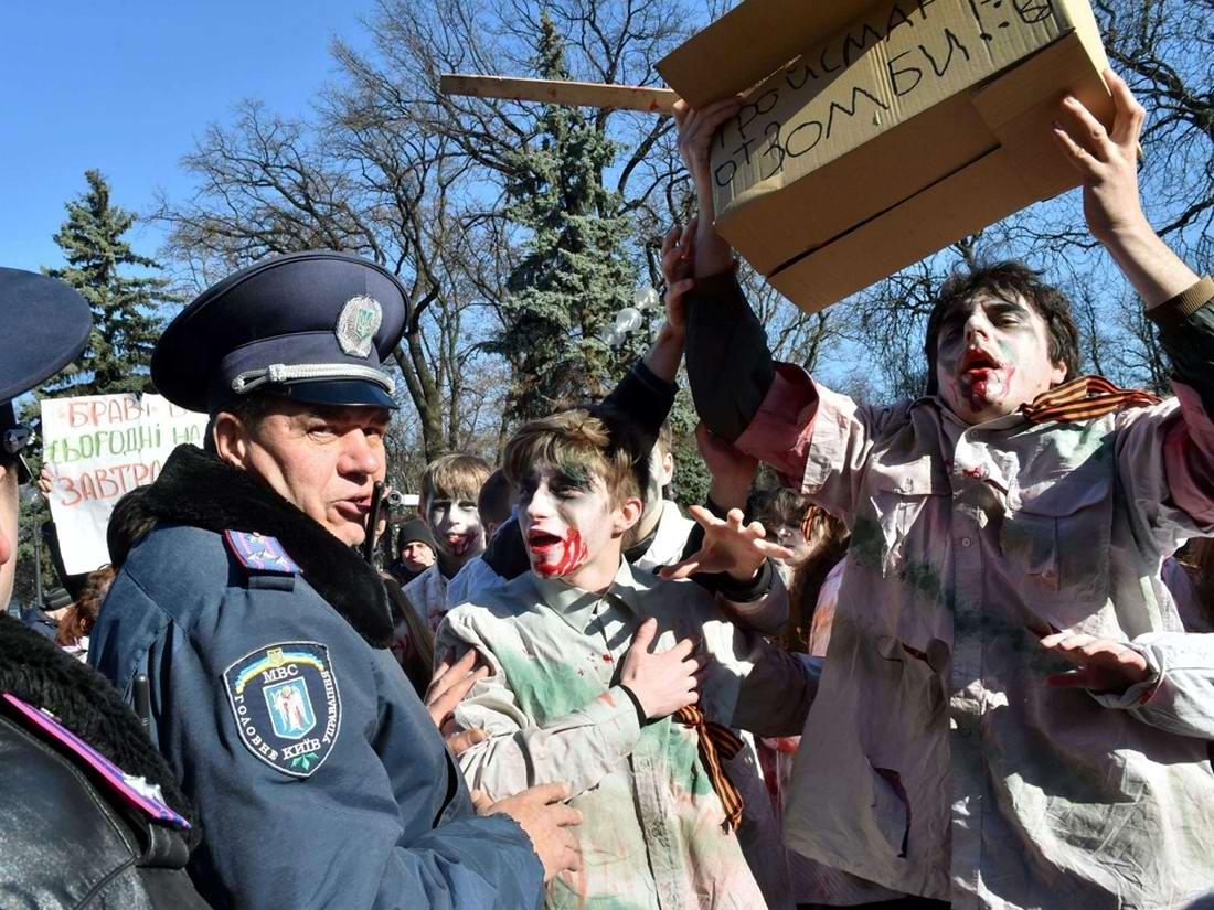 Пляски цивилизованных вурдалаков: Украина на пути в Европу (3)