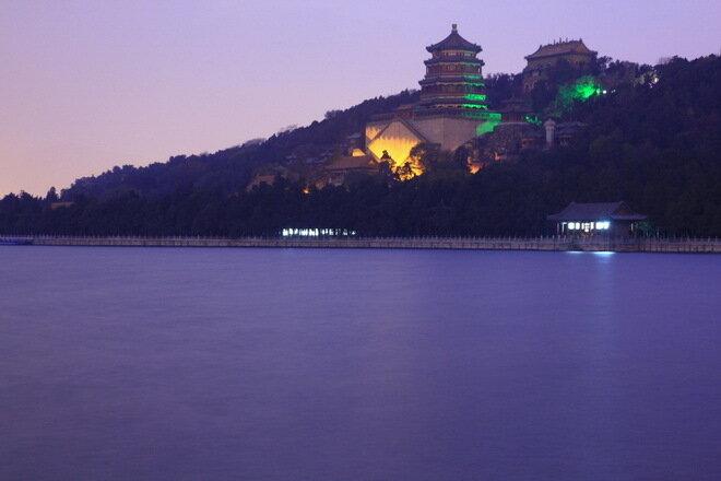 Летний дворец императора Цяньлуна