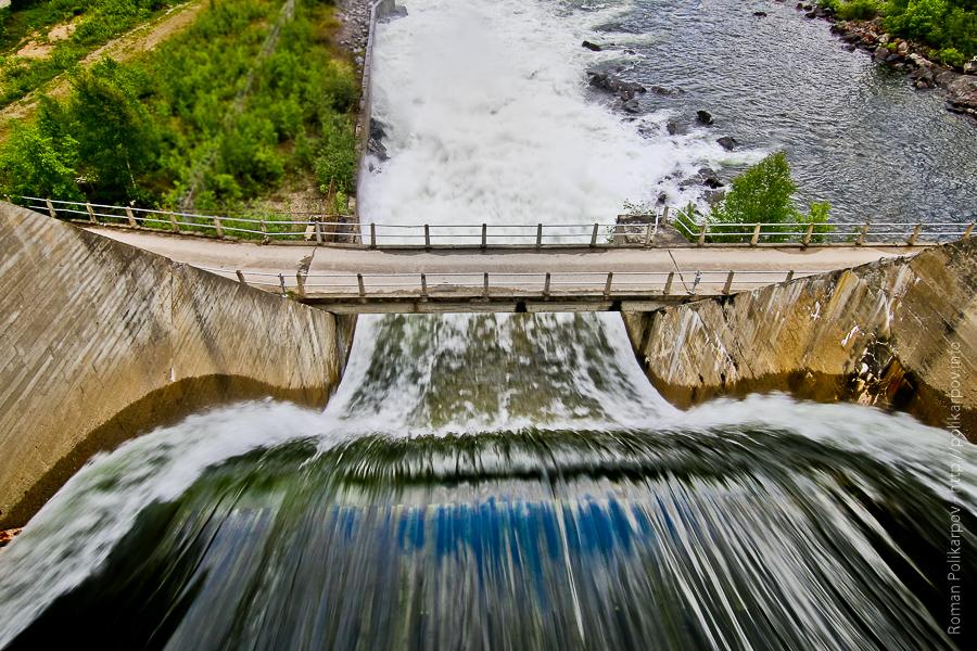 0 cd46b f7ee3f06 orig Янискоски ГЭС на реке Паз