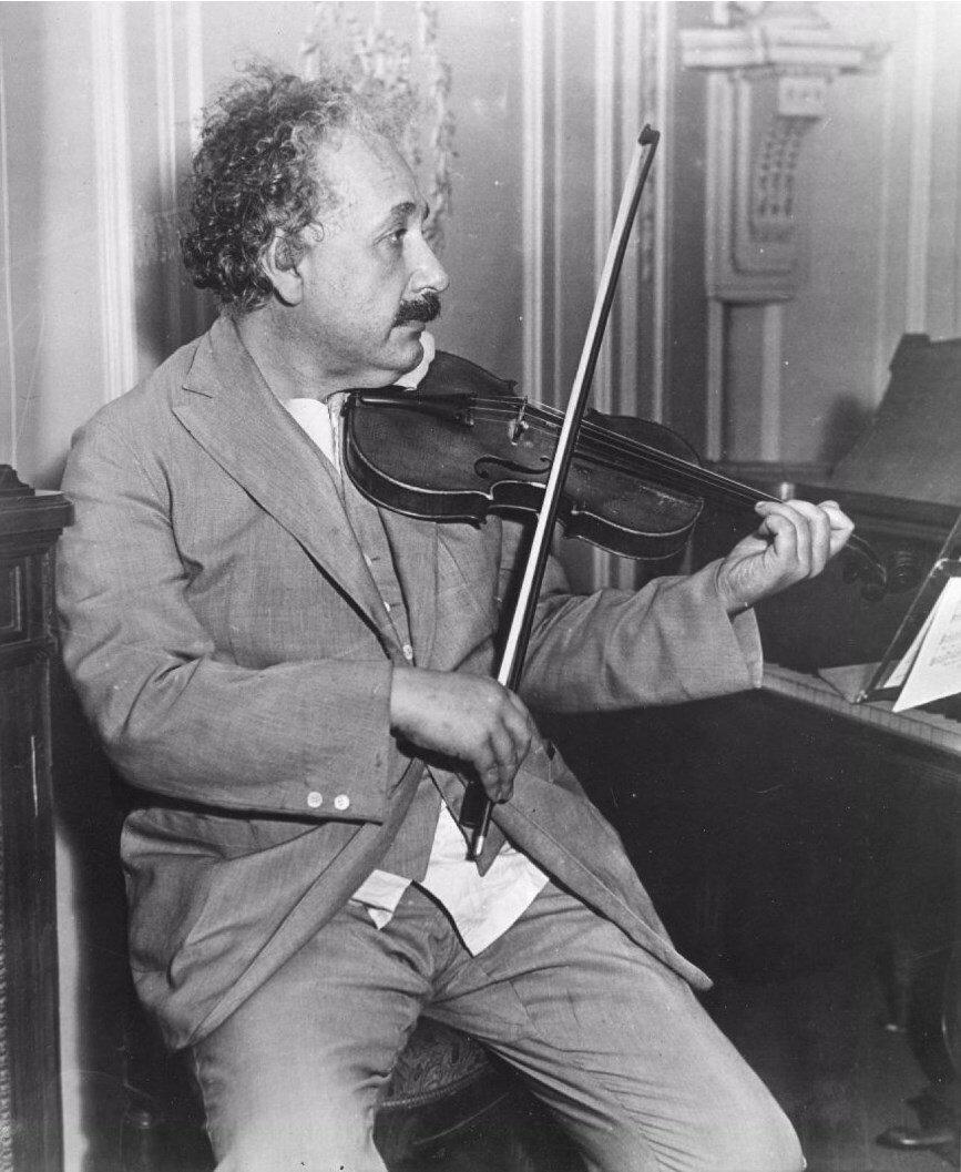 1931. Альберт Эйнштейн ( физик-теоретик)