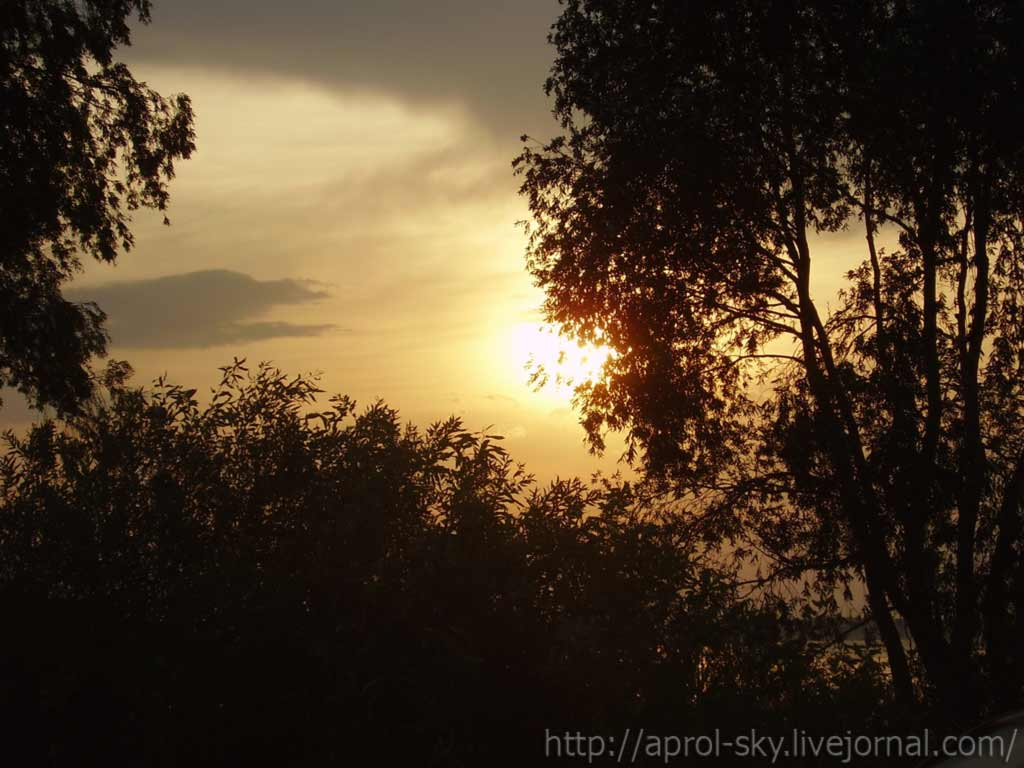 Закат на Ивановском заливе фото №2