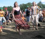 Танцы на траве