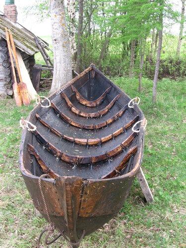 мишина лодка
