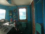 Кабина электровоза ЧС2-039.