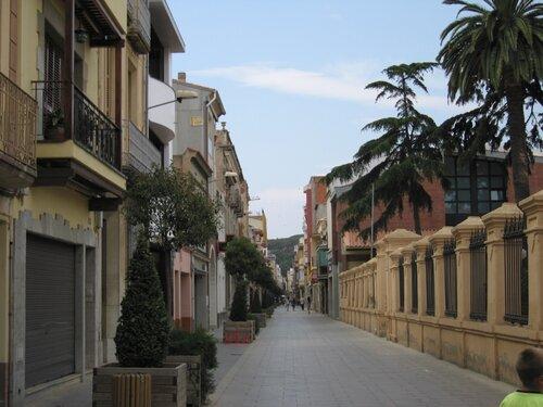 Улицы Малграт де Мар