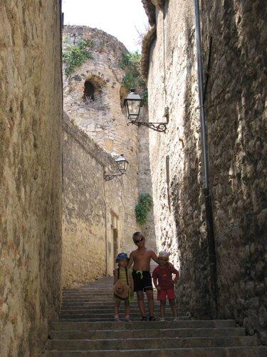 Жирона, еврейский квартал