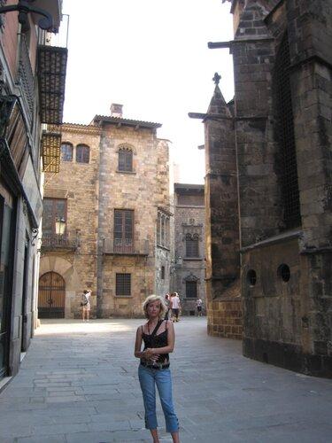 Барселона, Старый город
